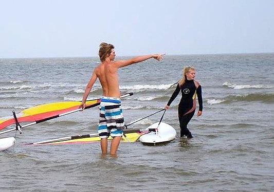 Foto: Surflehrer Niek