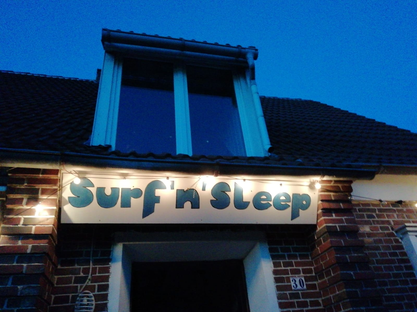 Surf ´n´ Sleep
