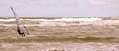 Foto: Fortgeschrittenes Surfen